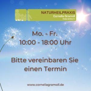 Öffnungszeiten Cornelia Gramoll