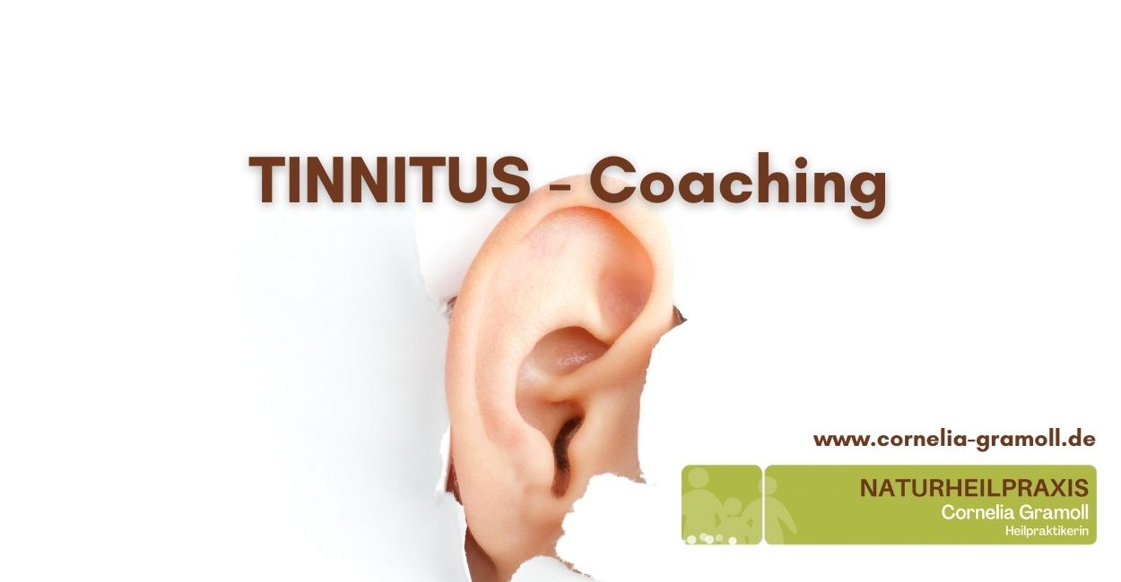 Tinnitus Coaching Heilpraktikerin Cornela Gramoll Header